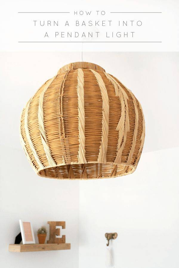 Best 25+ Diy Pendant Light Ideas Only On Pinterest | Hanging Within Diy Pendant Lights (View 6 of 15)