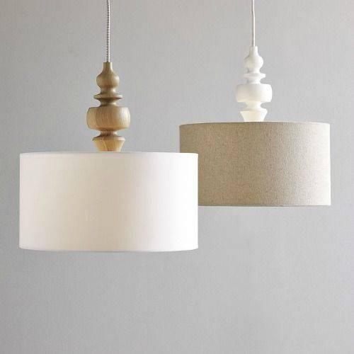 Best 25+ Drum Lighting Ideas On Pinterest | Drum Pendant Lights Inside White Drum Pendants (View 4 of 15)