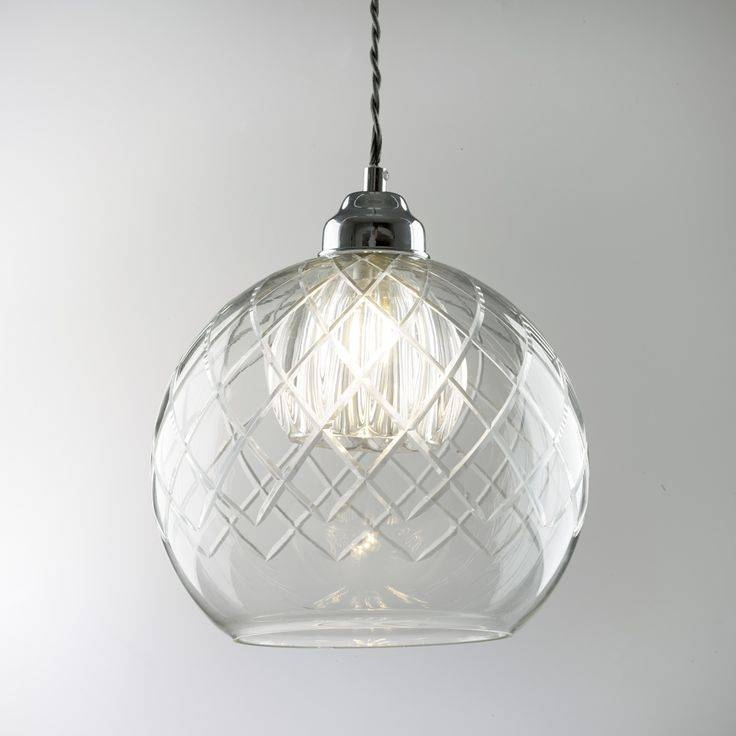 Best 25+ Glass Ceiling Lights Ideas On Pinterest | Beach Style Regarding Glass Pendant Lights Fittings (#3 of 15)