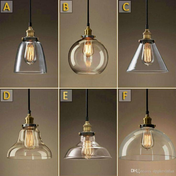 Best 25+ Glass Pendant Light Ideas On Pinterest | Kitchen Pendants Throughout Glass Pendant Lights Fittings (#6 of 15)