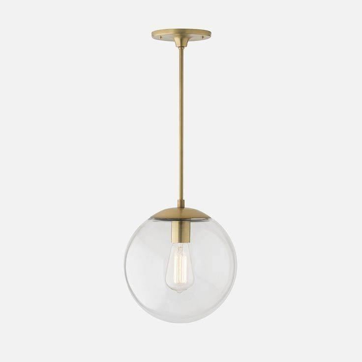 Best 25+ Globe Pendant Light Ideas On Pinterest | Hanging Globe Intended For Schoolhouse Pendant Lights Canada (View 15 of 15)