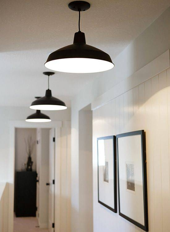 Best 25+ Hallway Lighting Ideas On Pinterest | Hallway Light For Barn Pendant Lights Fixtures (#2 of 15)