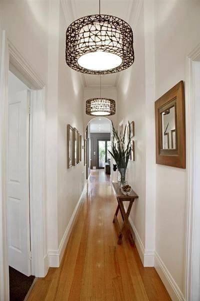 Best 25+ Hallway Lighting Ideas On Pinterest | Hallway Light Intended For Entrance Hall Lighting (#6 of 15)