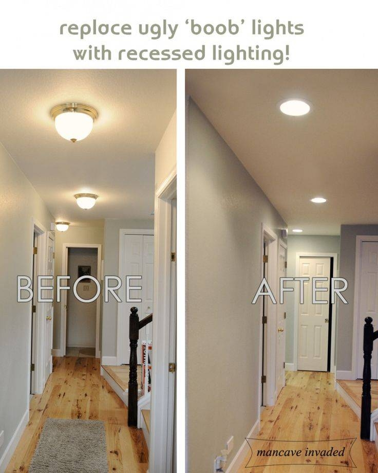 Best 25+ Hallway Lighting Ideas On Pinterest | Hallway Light With Entrance Hall Lighting (#7 of 15)
