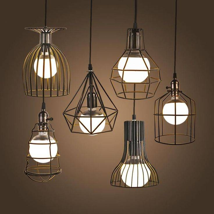 Best 25+ Hanging Lamps Ideas Only On Pinterest | Bedroom Lighting Intended For Cheap Industrial Pendant Lighting (View 10 of 15)