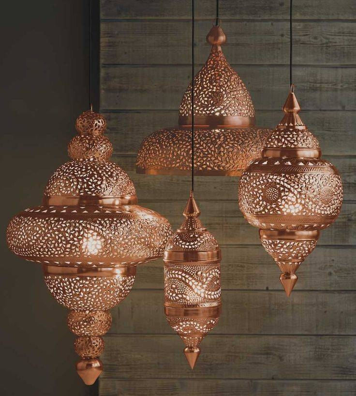 Best 25+ Hanging Lamps Ideas Only On Pinterest | Bedroom Lighting Pertaining To Moroccan Style Lights Shades (View 6 of 15)