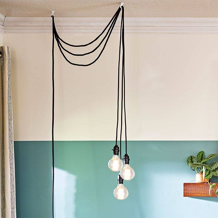 Best 25+ Hanging Lights Ideas Only On Pinterest | Unique Lighting With Diy Suspension Cord Pendant Lights (View 4 of 15)