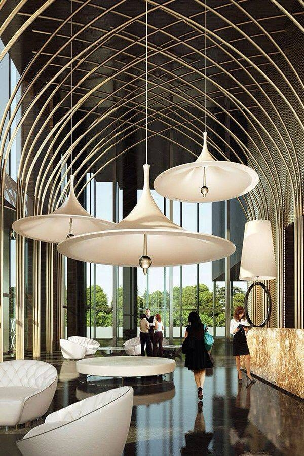 Best 25+ High Ceiling Lighting Ideas On Pinterest | High Ceilings For Pendant Lights For High Ceilings (#6 of 15)