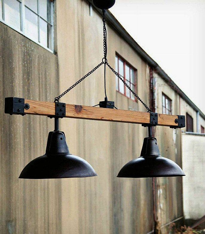 Best 25+ Industrial Style Lighting Ideas On Pinterest | Industrial Pertaining To Industrial Looking Pendant Lights Fixtures (View 13 of 15)