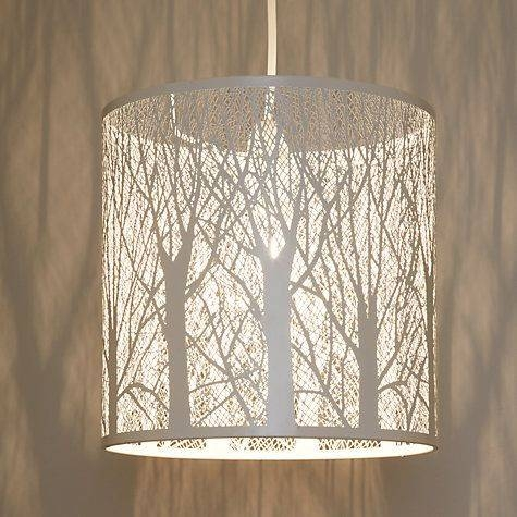 Popular Photo of John Lewis Glass Lamp Shades