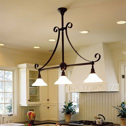 Inspiration About Best 25+ Kitchen Island Light Fixtures Ideas On Pinterest  | Island With Triple
