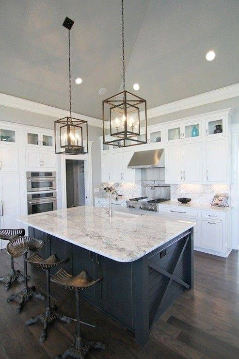 Best 25+ Kitchen Island Lighting Ideas On Pinterest | Island Intended For Stainless Steel Kitchen Lights (View 12 of 15)