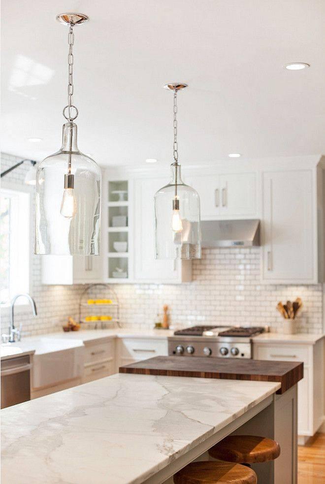 Best 25+ Kitchen Lighting Fixtures Ideas On Pinterest | Island In Glass Jug Lights Fixtures (View 2 of 15)