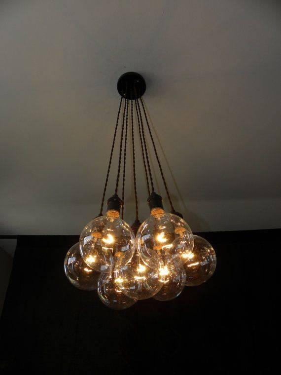 Best 25+ Lamp Bulb Ideas On Pinterest | Bulb, Light Bulb Lamp And Pertaining To Giant Lights Bulb Pendants (#6 of 15)