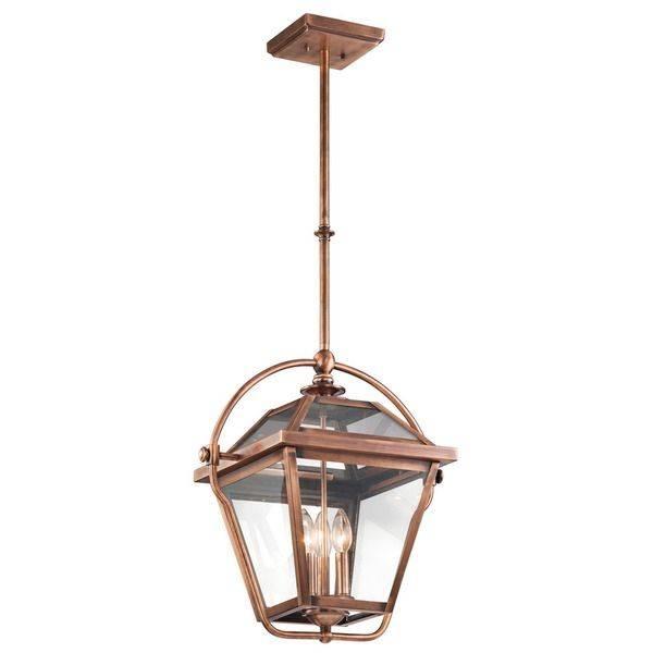 Best 25+ Lantern Pendant Ideas On Pinterest | Lantern Pendant In Kichler Pendant Lights Fixtures (#2 of 15)