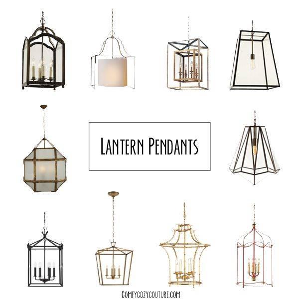 Best 25+ Lantern Pendant Lighting Ideas On Pinterest | Lantern Inside Lantern Style Pendant Lights (#5 of 15)