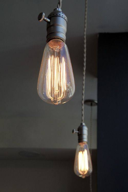 Best 25+ Light Bulb Lamp Ideas On Pinterest | Bulb, Light Bulb Pertaining To Giant Lights Bulb Pendants (#7 of 15)
