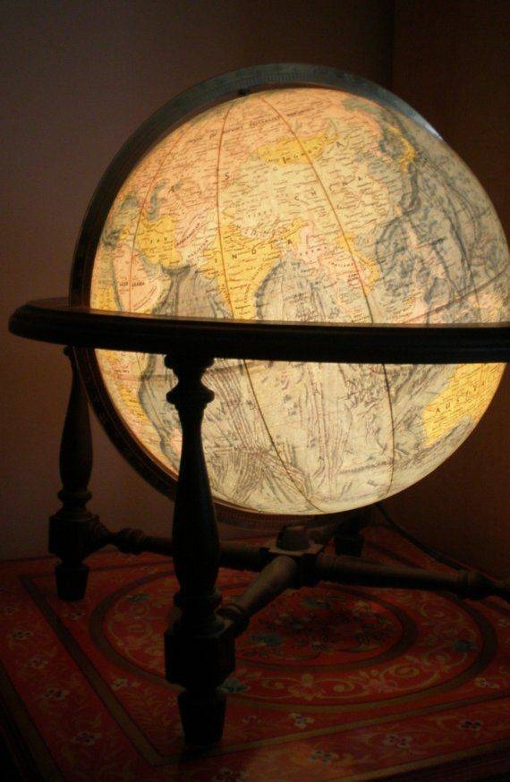 Best 25+ Light Globes Ideas On Pinterest | Cool Christmas Ideas For Earth Globe Lights Fixtures (View 15 of 15)