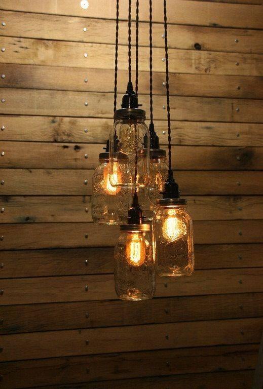 Best 25+ Mason Jar Pendant Light Ideas On Pinterest | Diy Pendant Throughout Ball Jar Pendant Lights (View 9 of 15)