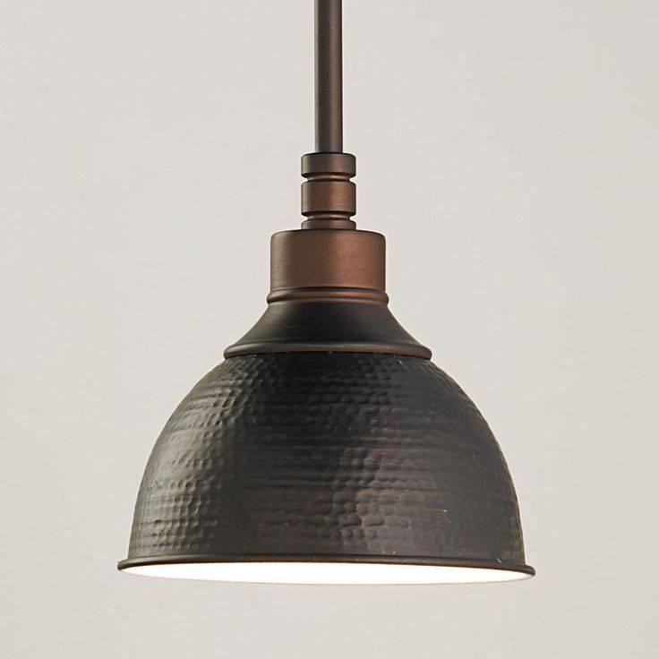 Best 25+ Metal Pendant Lights Ideas On Pinterest   Metallic With Hammered Copper Pendant Lights (#8 of 15)
