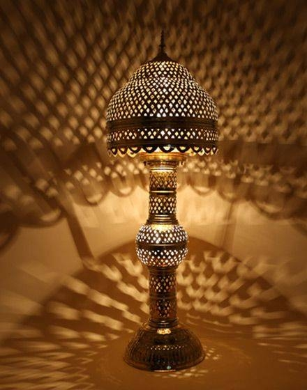 Best 25+ Moroccan Floor Lamp Ideas Only On Pinterest | Purple Lamp Regarding Moroccan Style Lights Shades (View 11 of 15)