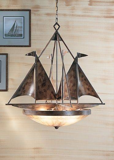 Best 25+ Nautical Dining Rooms Ideas On Pinterest | Nautical In Indoor Nautical Pendant Lighting (#2 of 15)