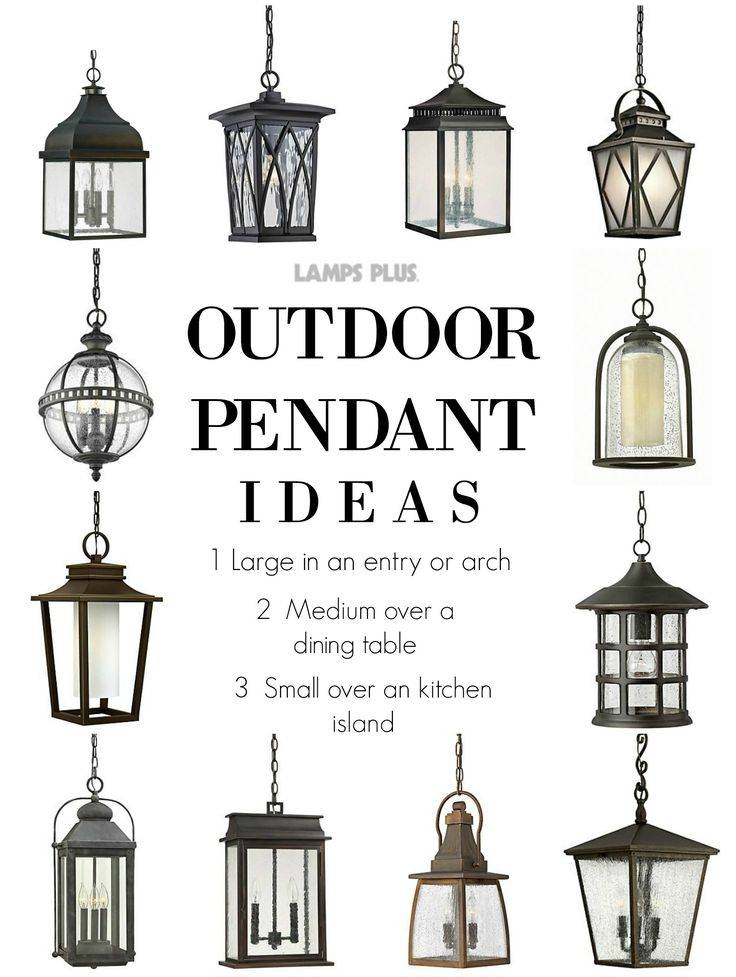 Best 25+ Outdoor Pendant Lighting Ideas On Pinterest | Backyard Intended For Exterior Pendant Lights Australia (#5 of 15)