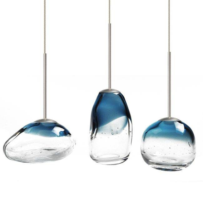 Best 25+ Pendant Lighting Ideas On Pinterest | Island Lighting Pertaining To Blown Glass Mini Pendant Lights (#3 of 15)
