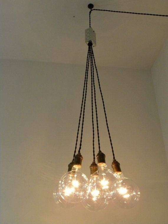 Best 25+ Plug In Chandelier Ideas On Pinterest | Plug In Wall Within Plugin Ceiling Lights (#4 of 15)