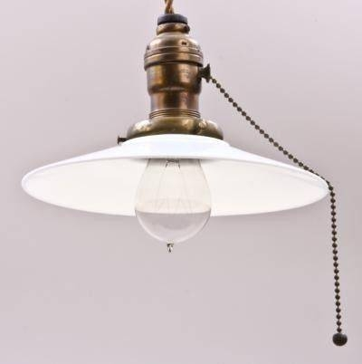 Popular Photo of Pull Chain Pendant Lights Fixtures