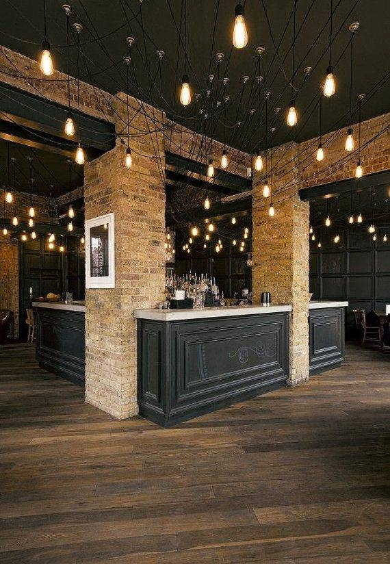 Best 25+ Restaurant Lighting Ideas On Pinterest | Bar Lighting Regarding Restaurant Lighting Fixtures (View 6 of 15)
