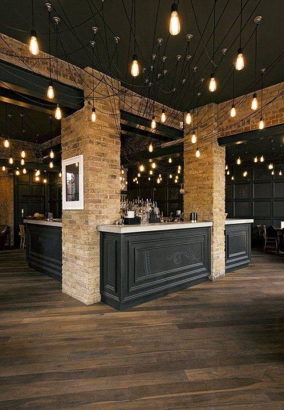 Best 25+ Restaurant Lighting Ideas On Pinterest   Bar Lighting Regarding Restaurant Lighting Fixtures (#4 of 15)