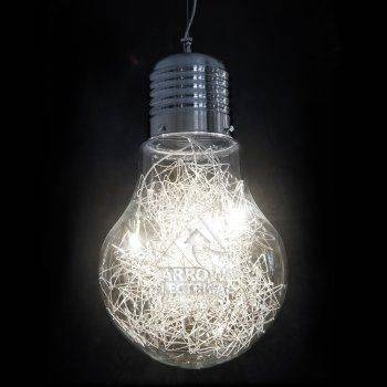 Best 25+ Retro Light Bulbs Ideas On Pinterest | Vintage Light Pertaining To Giant Lights Bulb Pendants (#8 of 15)