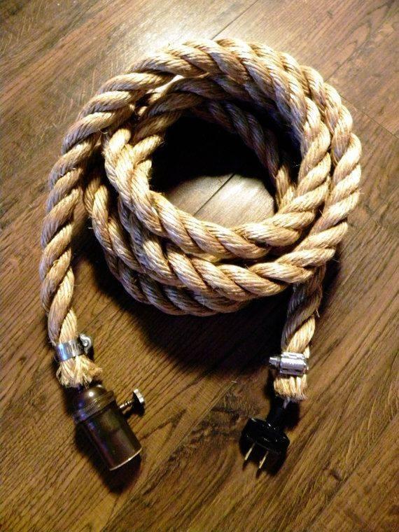 Best 25+ Rope Pendant Light Ideas On Pinterest | Lighting, Rope Intended For Fancy Rope Pendant Lights (View 12 of 15)