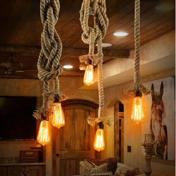 Best 25+ Rope Pendant Light Ideas On Pinterest | Lighting, Rope Pertaining To Fancy Rope Pendant Lights (View 6 of 15)