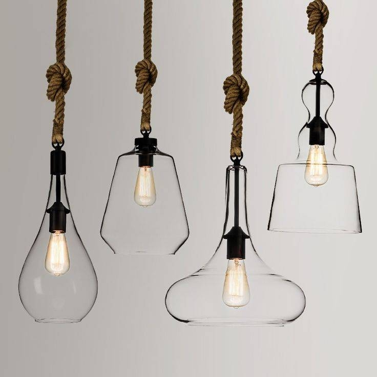 15 Best Of Rope Cord Pendant Lights