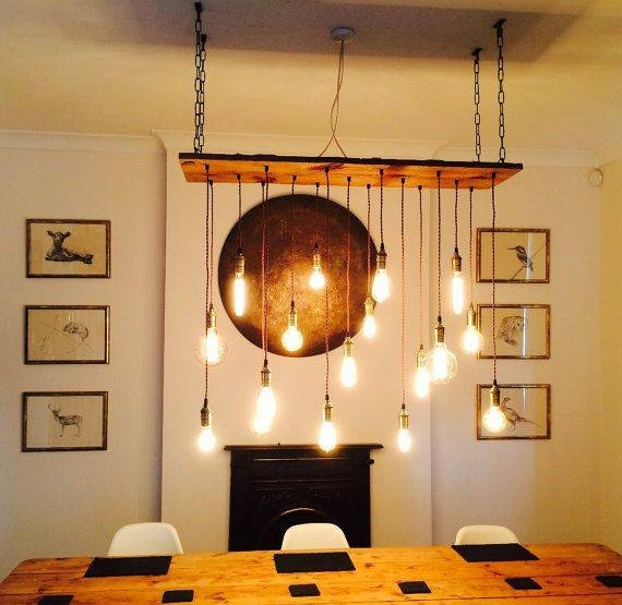 Best 25+ Rustic Lighting Ideas On Pinterest | Rustic Light In Reclaimed Pendant Lighting (View 7 of 15)