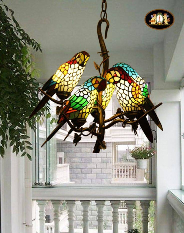 Best 25+ Stained Glass Chandelier Ideas Only On Pinterest For Diy Stained Glass Pendant Lights (#7 of 15)