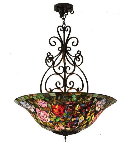 Best 25+ Stained Glass Chandelier Ideas Only On Pinterest In Stained Glass Pendant Lights (#2 of 15)