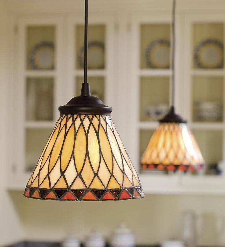 Best 25+ Stained Glass Chandelier Ideas Only On Pinterest With Regard To Diy Stained Glass Pendant Lights (#10 of 15)