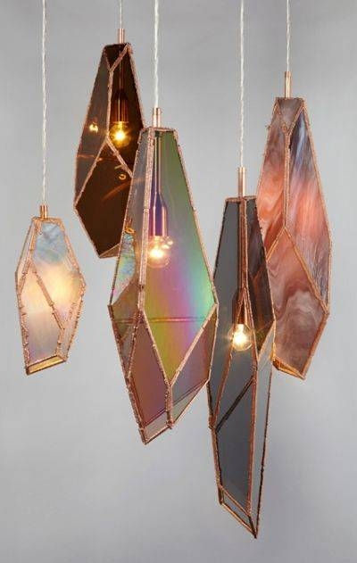 Best 25+ Stained Glass Lamps Ideas On Pinterest | Stained Glass Regarding Diy Stained Glass Pendant Lights (#11 of 15)