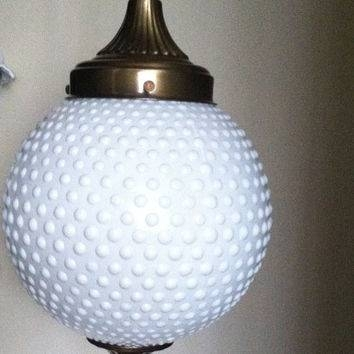 Best White Milk Glass Lamp Products On Wanelo Regarding Milk Glass Lights Fixtures (View 3 of 15)