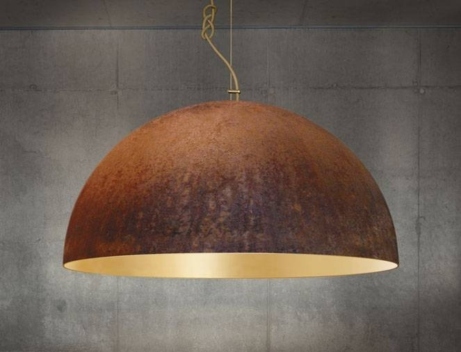 Big Dome Pendant Lights Dome Lights For Large Dome Pendant Lights (#2 of 15)