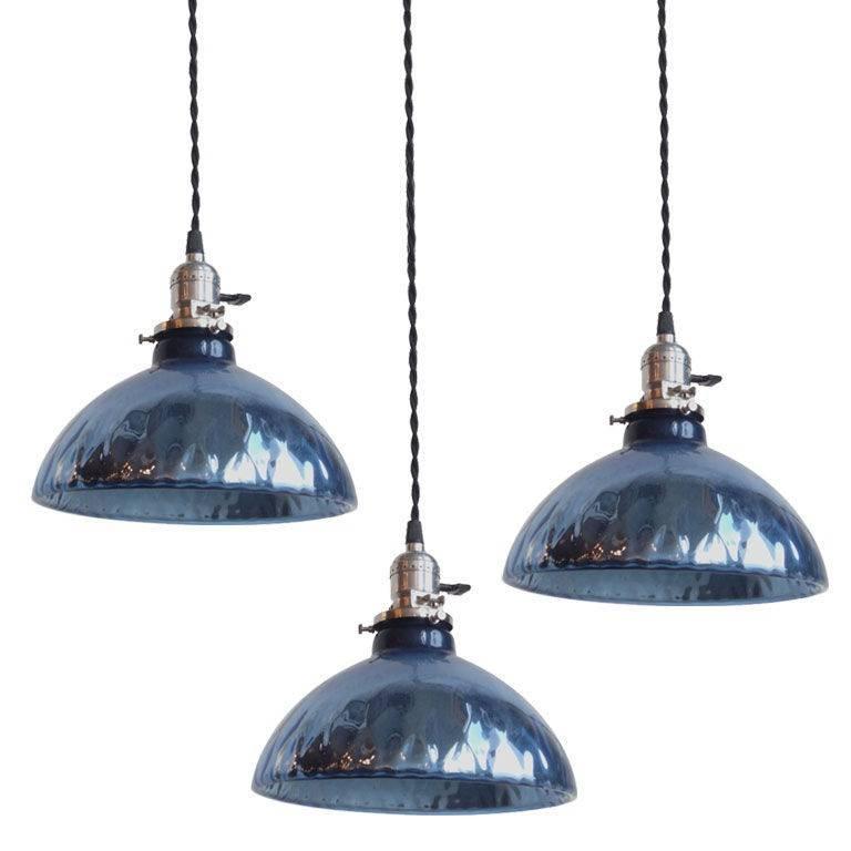 Blue Mercury Glass Pendant Lights Ideas | Myarchipress Within Blue Mercury Glass Pendant Lights (View 4 of 15)