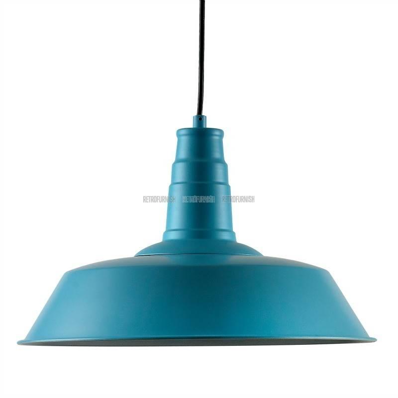 Blue Pendant Lights – Jeffreypeak For Pale Blue Pendant Lights (#8 of 15)