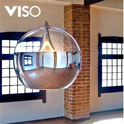 Bolio Pendant Light Inverted | Viso | Metropolitandecor Pertaining To Bolio Pendant Lights (#1 of 15)