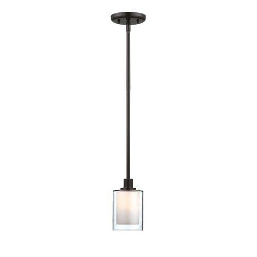 Bronze Oil Rubbed Mini Pendant Lighting | Bellacor For Oil Rubbed Bronze Mini Pendant Lights (#6 of 15)
