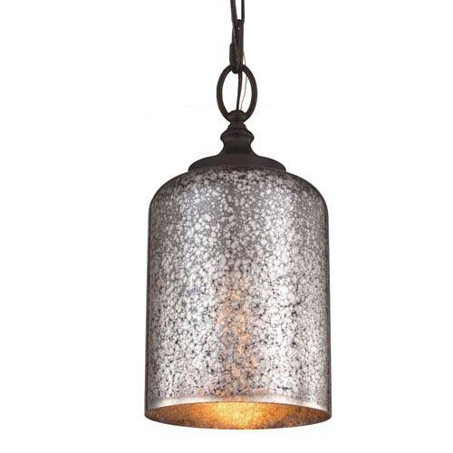 Bronze Oil Rubbed Mini Pendant Lighting | Bellacor With Oil Rubbed Bronze Mini Pendant Lights (#8 of 15)