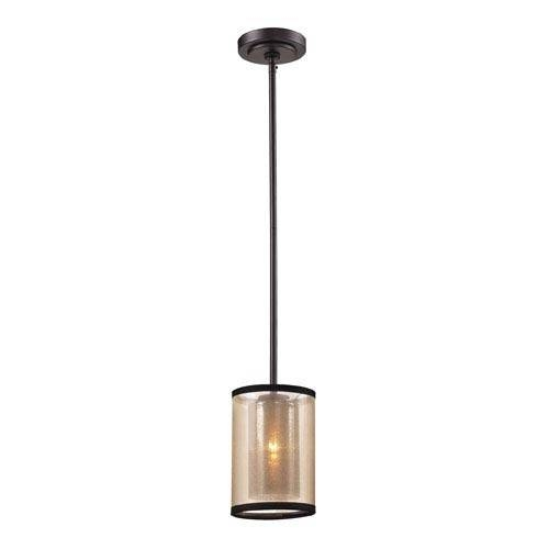 Bronze Oil Rubbed Mini Pendant Lighting | Bellacor With Regard To Oil Rubbed Bronze Mini Pendant Lights (#9 of 15)