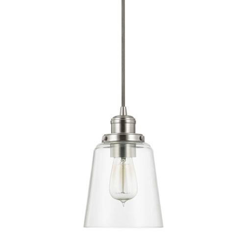 Brushed Nickel Pendant Lights – Hbwonong Within Brushed Nickel Pendant Lights (View 8 of 15)